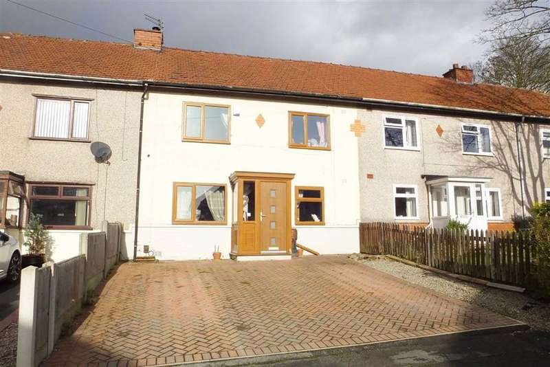 3 Bedrooms Terraced House for sale in White Grove, Colne, Lancashire, BB8