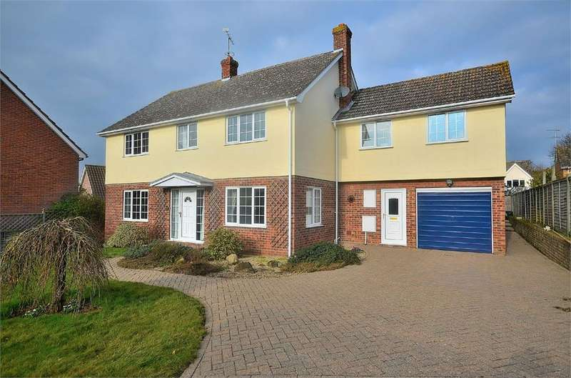 5 Bedrooms Detached House for rent in Brocks Mead, Great Easton