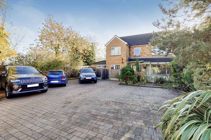 4 Bedrooms Detached House for sale in Bridle Road, Maidenhead, SL6
