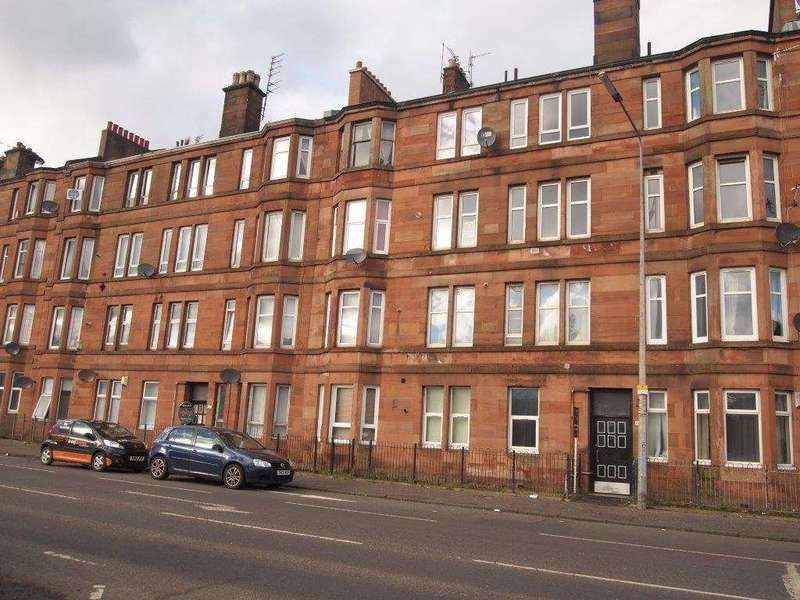 1 Bedroom Flat for rent in Hawthorn Street, Glasgow