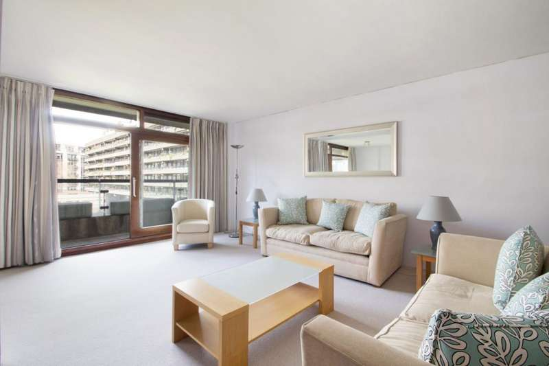 1 Bedroom Flat for rent in Mountjoy House, Barbican, London, EC2Y