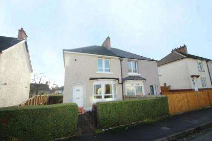 3 Bedrooms Semi Detached House for sale in Earn Street, Riddrie, Glasgow