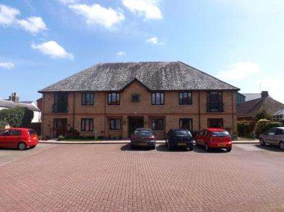 2 Bedrooms Retirement Property for sale in Millers Court, Shortmead Street, Biggleswade, Bedfordshire