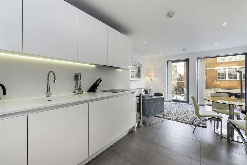 1 Bedroom Apartment Flat for sale in Rosler Building, Ewer Street, London Bridge, London, SE1