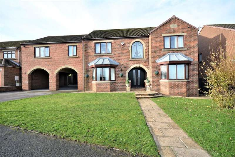 9 Bedrooms Detached House for sale in Meadowcroft, Cockfield, Bishop Auckland, DL13 5HN