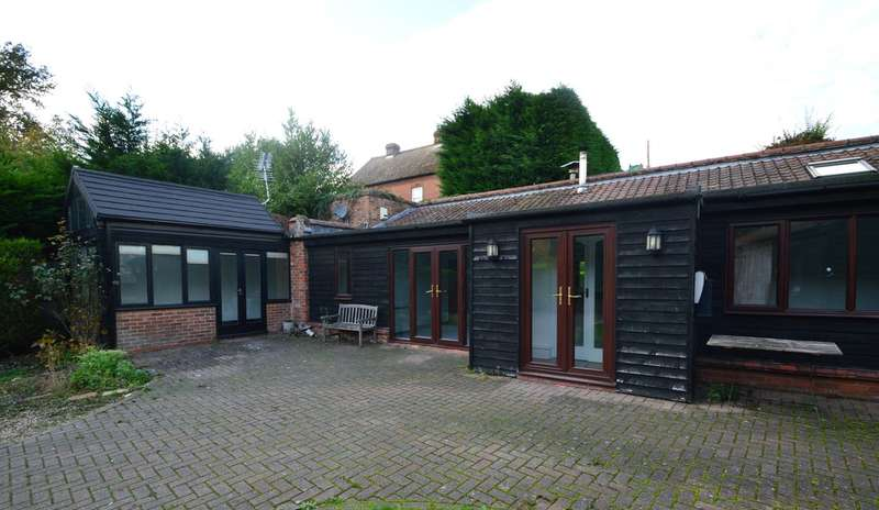 3 Bedrooms Detached Bungalow for sale in Wethersfield Road, Sible Hedingham