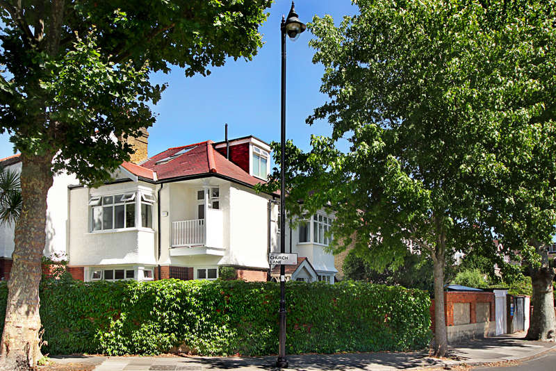 5 Bedrooms Semi Detached House for sale in Church Lane, W5