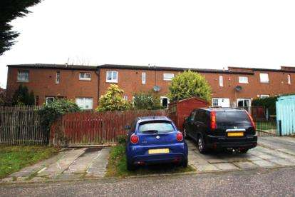 3 Bedrooms Terraced House for sale in Methlick Brae, Glenrothes