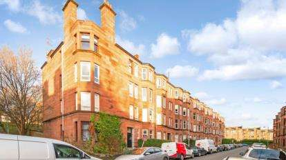 1 Bedroom Flat for sale in Kennoway Drive, Partick