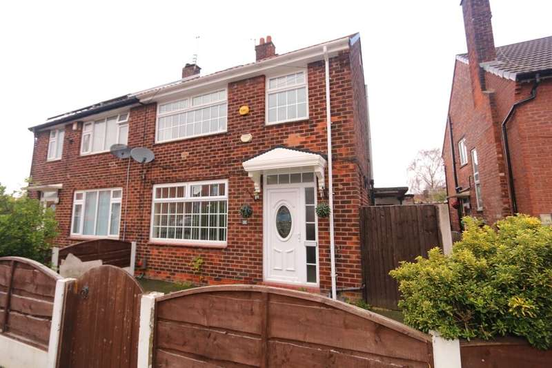 3 Bedrooms Semi Detached House for rent in Stamford Road, Audenshaw, Manchester, M34