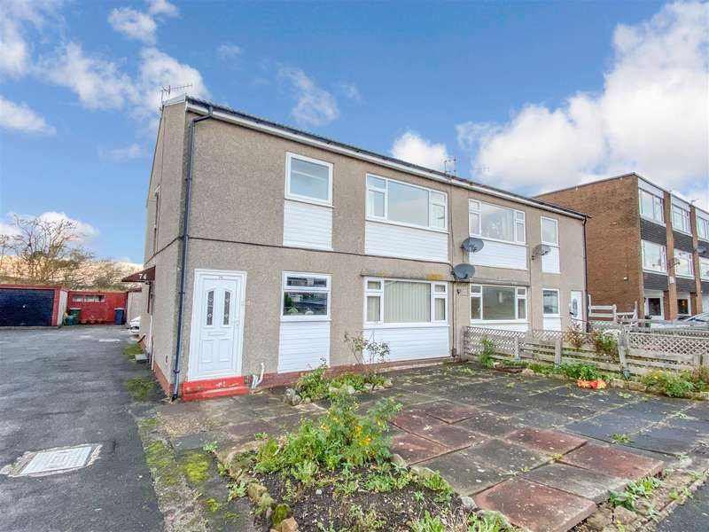 2 Bedrooms Apartment Flat for sale in Hampsfell Drive, Morecambe