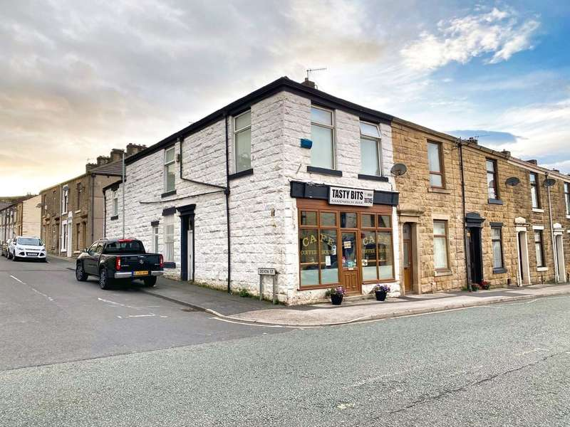 2 Bedrooms Commercial Property for sale in Shop & Flat, Bolton Road, Darwen