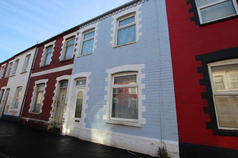 2 Bedrooms Terraced House for rent in Aberystwyth Street, Cardiff