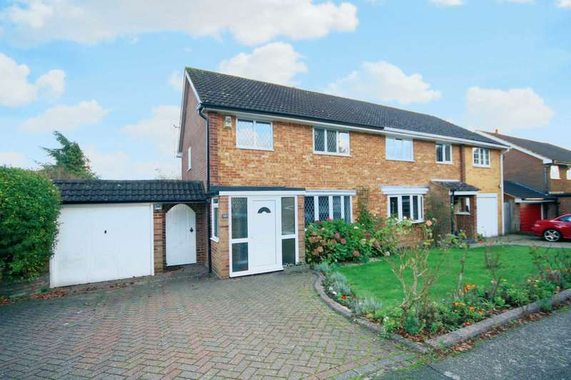 3 Bedrooms Semi Detached House for sale in Ridge Lea, Hemel Hempstead