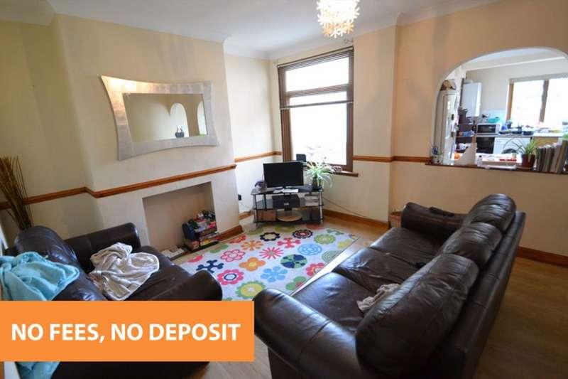 4 Bedrooms Terraced House for rent in Pen Y Bryn, Heath, Cardiff