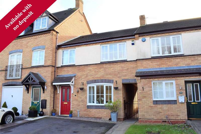 3 Bedrooms Terraced House for rent in 11 Plant Close, Dawley Bank, Telford, TF4