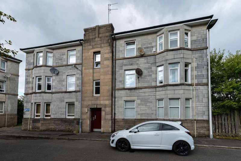 2 Bedrooms Flat for rent in Peockland Place, Johnstone, PA5
