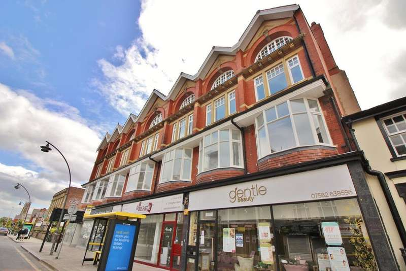 2 Bedrooms Flat for rent in 8-12 Houghton Street, Southport, PR9 0TF