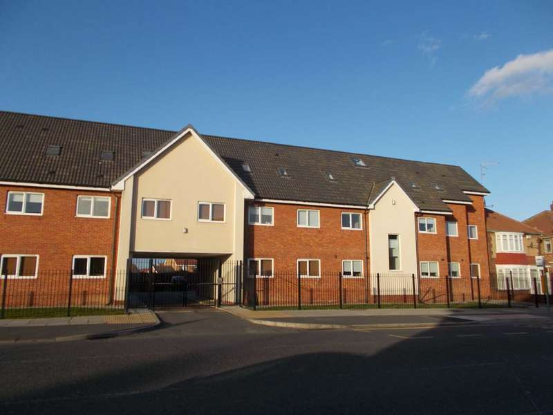2 Bedrooms Apartment Flat for rent in Bakers Court, Hartlepool