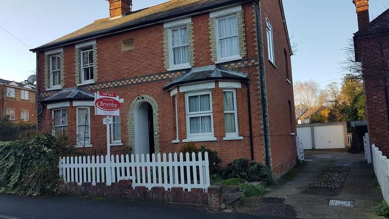 2 Bedrooms Semi Detached House for sale in Sunninghill Village