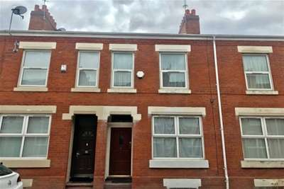 3 Bedrooms House for rent in Belmont Street, Old Trafford, M16 9JW