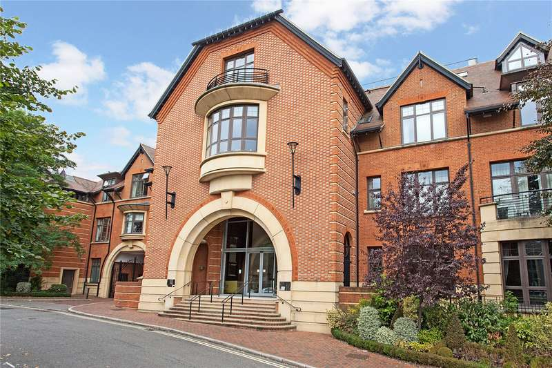 2 Bedrooms Flat for rent in Royal Apartments, Perpetual House, Station Road, Henley-on-Thames, Oxfordshire, RG9