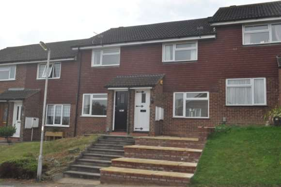 2 Bedrooms Terraced House for rent in Byron Close, Hitchin, SG4