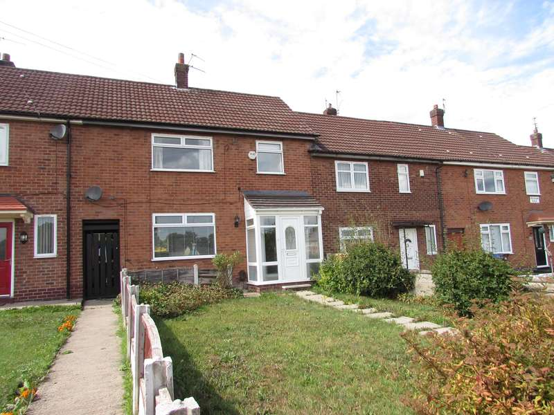 3 Bedrooms Terraced House for rent in Frensham Walk, Manchester, M23