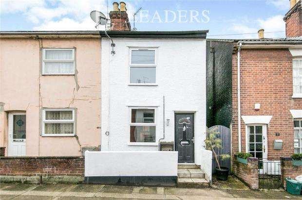 3 Bedrooms Semi Detached House for sale in Shrubland Road, Essex, Colchester