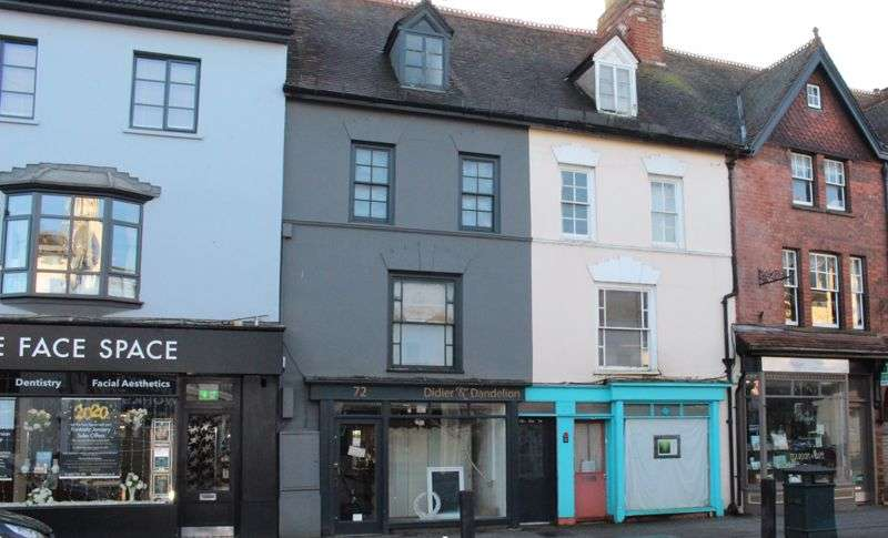 Property for sale in Monnow Street, Monmouth