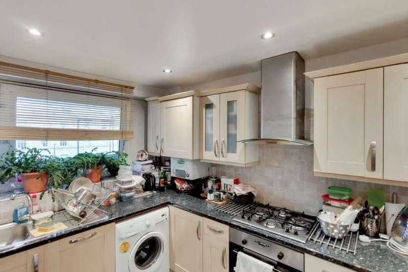 2 Bedrooms Flat for sale in Tadworth House Webber Street, London, SE1