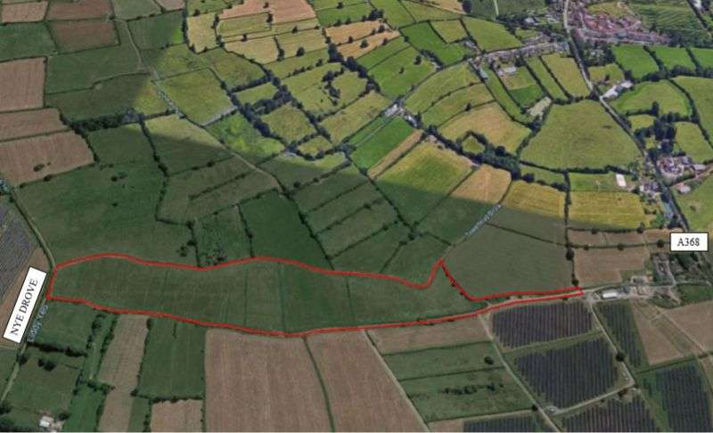 Property for sale in Yard/Land at Towerhead Road, Banwell, North Somerset BS29 6PQ