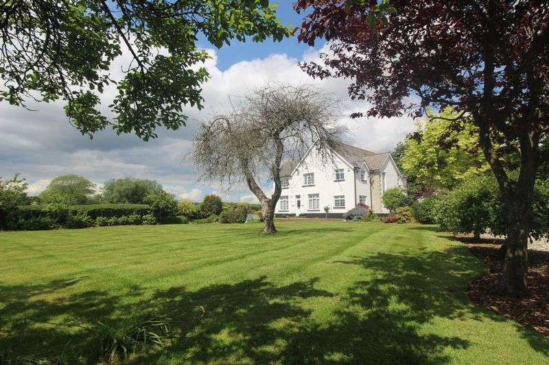 4 Bedrooms Property for sale in Caerwent, Chepstow