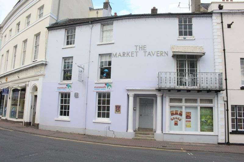 Property for rent in The Market Tavern 26 Agincourt Square, Monmouth, NP25 3BT