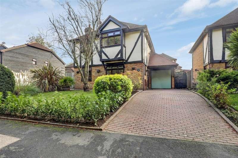 4 Bedrooms Detached House for sale in Wickham Close, Newington, Sittingbourne