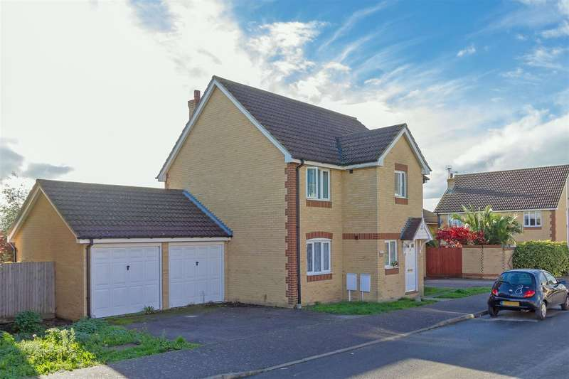 4 Bedrooms Detached House for sale in Recreation Way, Kemsley, Sittingbourne