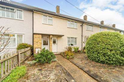 3 Bedrooms Terraced House for sale in William Place, Stevenage, Hertfordshire, England