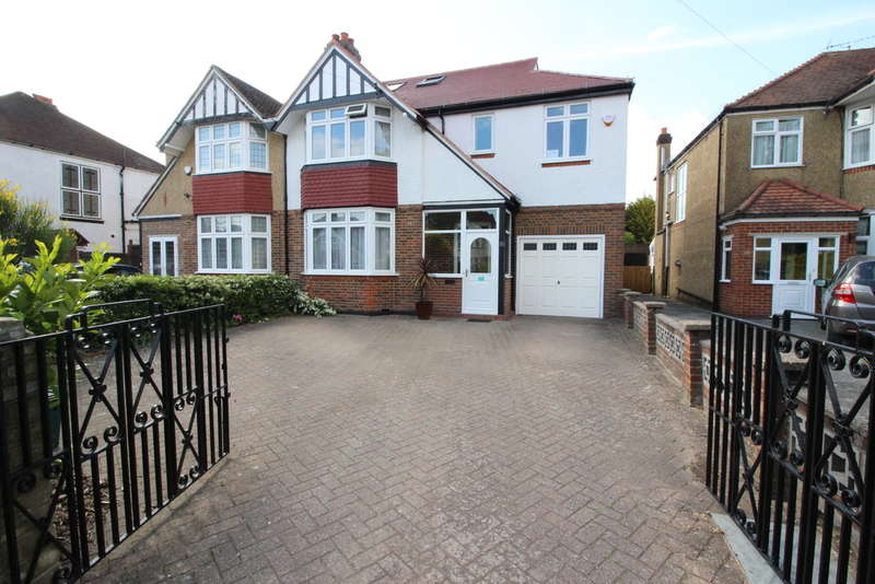 5 Bedrooms Semi Detached House for sale in Ruskin Drive