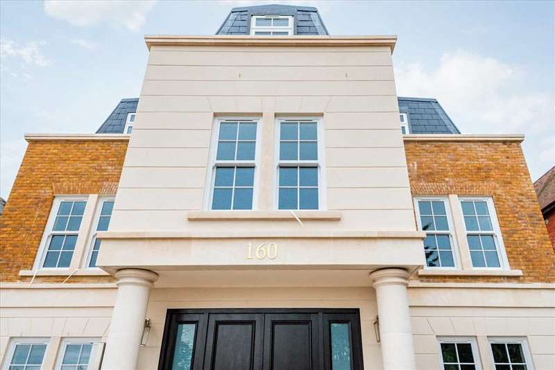 1 Bedroom Apartment Flat for sale in Manor Road, Chigwell, Essex, IG7 (Plot 3)