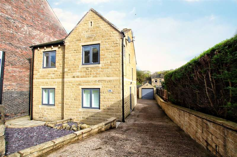 3 Bedrooms Detached House for rent in Armitage Road, Armitage Bridge, Huddersfield, West Yorkshire, HD4