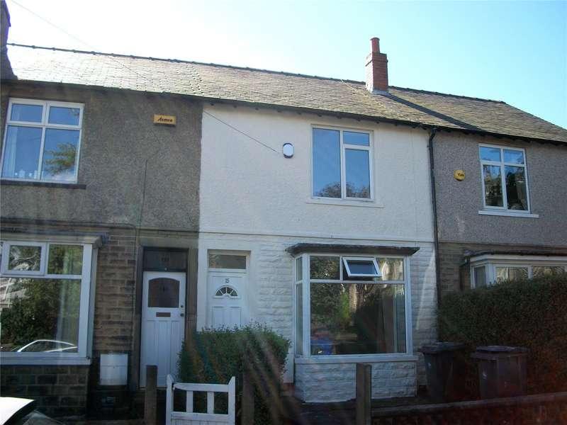 2 Bedrooms Terraced House for rent in Mount Road, Marsh, Huddersfield, HD1