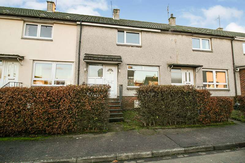 2 Bedrooms Property for sale in Sinclair Avenue, Glenrothes, KY6