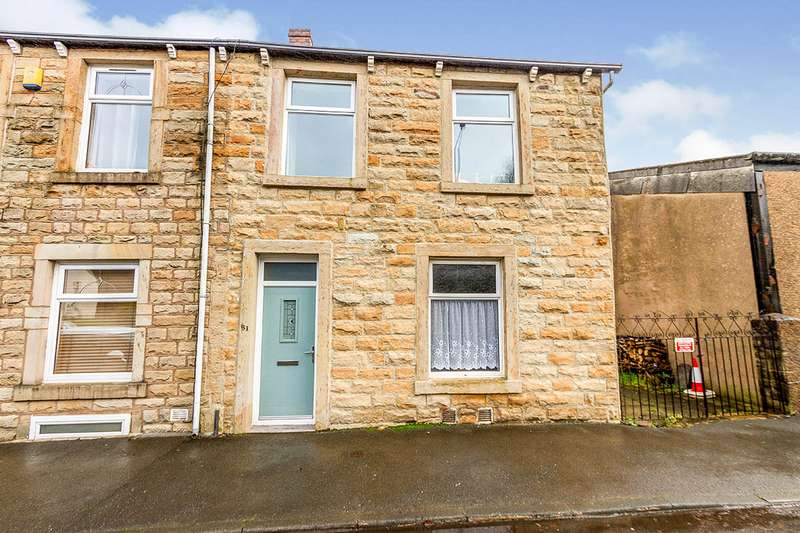 3 Bedrooms End Of Terrace House for sale in Station Road, Padiham, Burnley, Lancashire, BB12