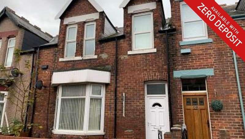 1 Bedroom Flat for rent in Merle Terrace, Sunderland