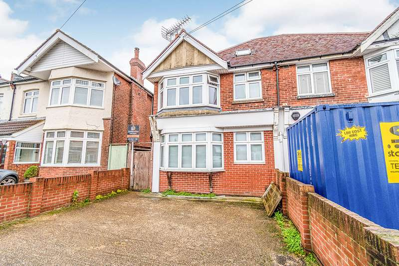 4 Bedrooms Semi Detached House for sale in St. James Road, Southampton, Hampshire, SO15