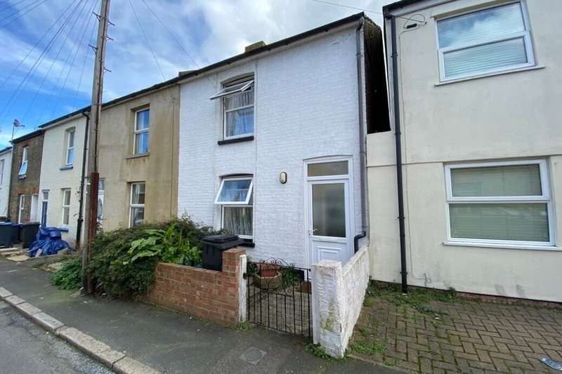 2 Bedrooms Property for sale in Alma Road, Ramsgate, CT11