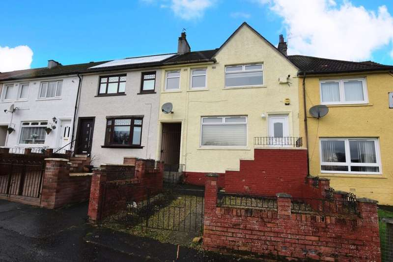 3 Bedrooms Property for sale in Crawford Crescent, Blantyre, Glasgow, G72