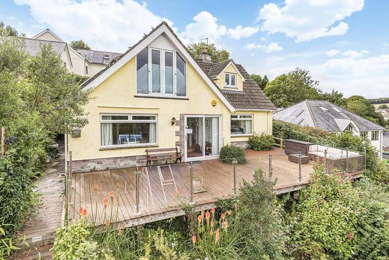 4 Bedrooms Detached House for sale in Springfield Drive, Kingsbridge
