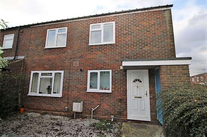 2 Bedrooms Apartment Flat for rent in Falkland Road, Popley , Basingstoke, RG24