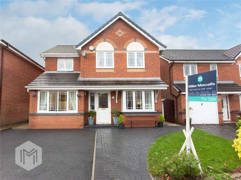 4 Bedrooms Detached House for sale in Baslow Avenue, Hindley, Wigan, WN2